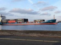 New Samskip Container Service for Amsterdam