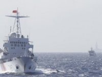 Military Control of China Coast Guard Adds Edge to Sea Disputes