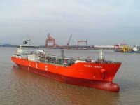 CIMC Sinopacific completes first LEG carriers in five ship series