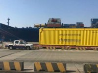 Hazardous Chemical Scare Aboard Containership at Shanghai's Yangshan Port