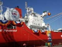 MAN Powers World's First LNG-fueled Bulk Carrier