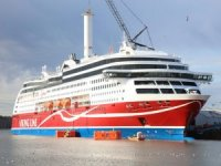 Harnessing the Wind: 'Viking Grace' Becomes First Passenger Ship to Use a Rotor Sail for Wind-Assisted Proplusion