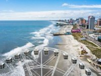 New Jersey Revives Plan for Wind Farm Off Atlantic City Coast