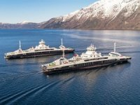 Fjord1 orders Rolls-Royce Autocrossing system for more ferries