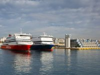 Greek Ferry Crews Strike