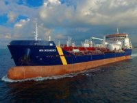 Christening marks another world first for Desgagnés