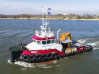 Damen delivers third Shoalbuster to Kasmortransflot