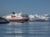 Hurtigruten set to convert up to nine existing ships to LNG hybrid