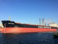 Diana Shipping TC for m/v Arethusa with Glencore