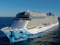Norwegian Bliss Delivered