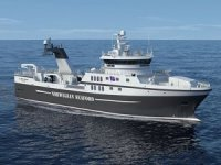 New trawler is designed to be smarter, greener and safer