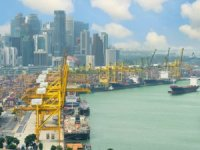 Singapore Awards $1.1 Billion Contract for Phase 2 of Tuas Mega-Port Project
