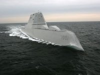 Navy takes HM&E delivery of DDG 1001
