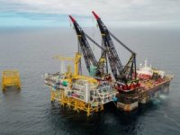 First Johan Sverdrup Topside Installed in North Sea