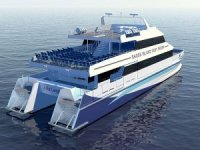 Rhode Island Fast Ferry goes bigger with second Incat Crowther