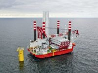 Seajacks to install turbines for Taiwanese offshore wind farm