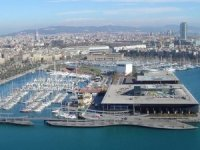 Carnival Corp Opens Barcelona's Helix Cruise Center