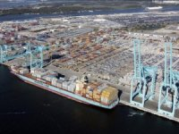 JAXPORT Container Volumes Up 27 Percent in First Half of 2018