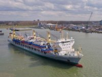 Damen completes delivery of 19 vessel order
