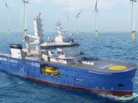 Damen Lays Keel for Second Bibby WaveMaster