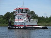 Master Marine delivers third towboat to Waterfront Services