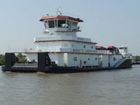 C&C Marine and Repair delivers Z-drive towboat to Marquette