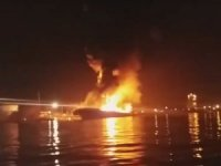 Tanker Catches Fire at Pertamina Fuel Terminal