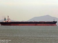 Polaris Very Large Ore Carrier Adrift Off Brazil After Fire