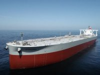 """""""K"""" Line Announces Delivery of 311,000 DWT VLCC 'TEDORIGAWA'"""