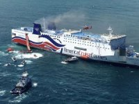 """Poor safety culture"" cited in Baja Ferries' RO/RO fire"