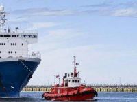 Shell Marine 40 Launched for Tug and Fishing Boats