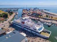 German ferry operator W.D.R. christens latest addition to its fleet
