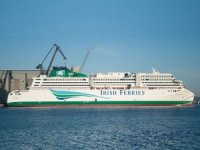 Irish Ferries faces further delay to delivery of W.B. Yeats