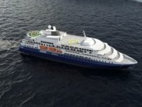 New Expedition Cruise Ship Capable of 40 Days Without Resupply