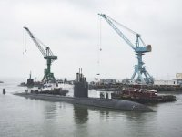 Newport News starts overhaul of USS Boise (SSN 764)