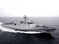 Saab and Damen partner for Brazilian corvette project