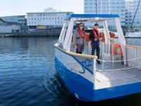 Autonomous Mini-Ferry Moves Forward in Trondheim