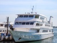 Boston Harbor Cruise Experiences Mechanical Failure, Hits Moored Sailboats