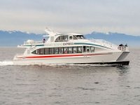 All American Marine delivers high speed whale watching cat