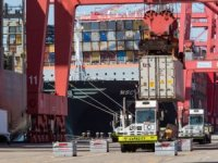 Grant Supports Zero-Emission Cargo Handling at Port of Long Beach