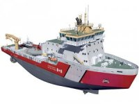 Canada taps Davie for three AHTS-conversion medium icebreakers