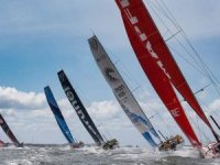 Closest-Ever Volvo Ocean Race Starts Final Leg