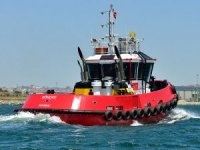 First RApport 1600-SX harbor tug completes trials