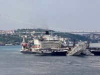 Pioneering Spirit Returns to Black Sea for Round Two of the TurkStream Pipeline Installation