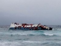 Indonesia ferry sinks with 139 passengers leaving six dead and throwing cars into sea