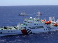China's Coast Guard Now Under Military Leadership