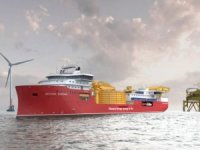 Ulstein to Build Advanced, DP3 Cable Layer for Nexen