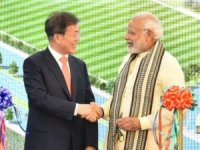 South Korea and India Plan to Collaborate on Shipbuilding