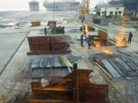 National First for Bangladesh Ship Recycling Yard