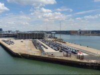 New Vehicle Terminal Planned for Southampton